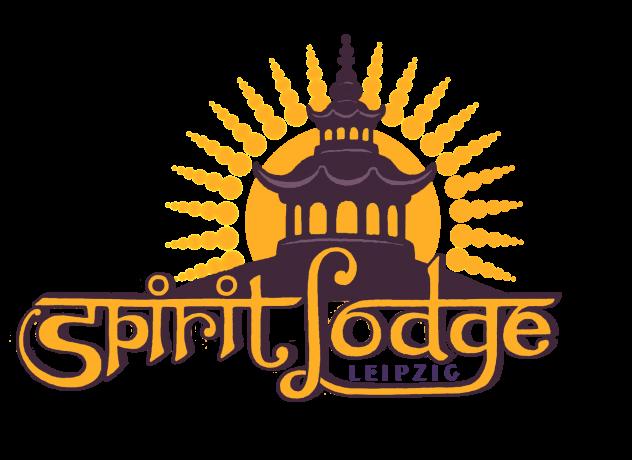 spirit logo tempel sonne